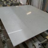 De Glanzende Steen van uitstekende kwaliteit van het Kwarts van Carrara van de Textuur Marmeren