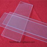 Baibo personalizou a placa quadrada desobstruída de quartzo