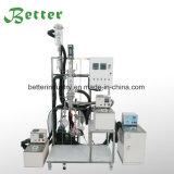 Unidad de la destilación del camino corto del petróleo de Cbd del proceso destilador