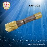 Leistungs-Träger-justierbare Taschenlampe