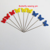lunghezza di 46mm che cuce i perni imbottenti diritti di figura capa di plastica della farfalla