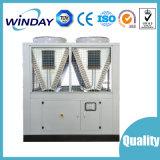 Luft abgekühlte modulare Kühler-Wärmepumpe für Heißwasser