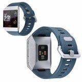 이오니아 Fitbit를 위한 TPU 실리콘 시계 결박, Fitbit 악대를 위한 최신 시계 Brecelet