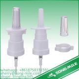 bottiglia di plastica dell'animale domestico rotondo di 20ml pp Boston con lo spruzzatore nasale