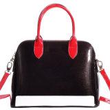 Borsa di cuoio della memoria Chain della signora Work Tote del Tote delle coperture dell'unità di elaborazione del sacchetto delle donne delle borse delle signore (WDL0724)