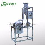 Aceite esencial de la destilación fraccionada