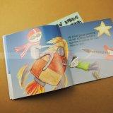 Impression de catalogue d'impression de Magazing de livre de carton d'impression de livre d'enfants d'impression de livre de peinture