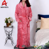 Excellent Clients COMMENT Custom Design oem Available Empty Flannel Fleece Bathrobe