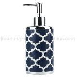 L'accessorio alla moda lussuoso della stanza da bagno ha impostato per i prodotti domestici del bagno