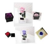 1개의 아크릴 보존하는 신선한 로즈 교류 상자, 검정 또는 다른 색깔을 골라내십시오