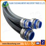 Les conduits électriques enduit de PVC souple