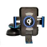 Potencia portable del móvil del cargador del coche del cargador móvil sin hilos del cargador