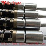 Chiudere le aste cilindriche a chiave differenziali