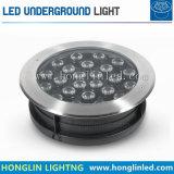 El paisaje exterior Iluminación LED LED 12W luz subterránea