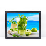 """Quiosque de toque capacitivo de 15"""" com visor LCD para sistema Android"""