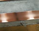 Plaque de cuivre pur de construction métalliques/feuille