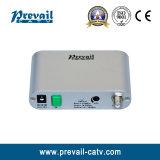 Nodo del receptor óptico de la televisión por cable del AGC mini FTTH con el acceso de Pon