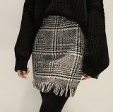 Верхняя юбка шотландки Половин-Шкафута ватки повелительниц Customed