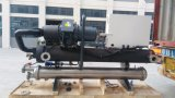 China Fabricante Chiller de água industrial, glicol água salgada do chiller do Parafuso