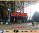 圧力容器の生産Line/LPGタンクWedingラインボイラー製造ラインかマニピュレーターの溶接機