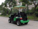Automobile elettrica aggiornata di golf delle 2 sedi