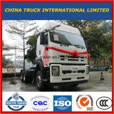 Vrachtwagen van de Tractor van de Tractor van Isuzu de Op zwaar werk berekende Vc46 6*4 Hoofd (QL4250UKCZ)