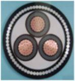 2 Isolierung Belüftung-Hüllen-Niederspannung gepanzertes Yjv Energien-Kabel des Kern-XLPE