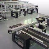 UV Flatbed Printer voor pvc van het Leer van het Glas Ceramisch Houten Plastic