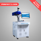 Machine extérieure d'inscription de laser de fibre pour des métaux