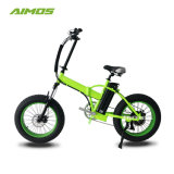 20inch Green Power Ebike de pliage avec batterie rechargeable