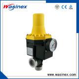 Wasinex 1.5 de Schakelaar van de Controle van de Druk van de Pomp van het Water van de Staaf met de Functie van de Aanpassing van de Druk