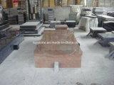 주문을 받아서 만들어진 중국 화강암 묘석 묘비 (G603)