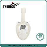 Máscara de mergulho com snorkel facial inteira- 180 Vista Panorâmica Snorkel máscara de mergulho para adultos