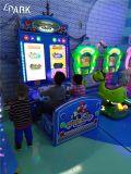 Happy Car Racing com moedas máquina de jogos de resgate de loteria