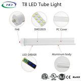 40W T8 8FT LED de alta potência na UL da Luz do Tubo
