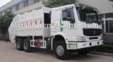 camion del costipatore dell'accumulazione di immondizia di 20cbm Sinotruk HOWO da vendere