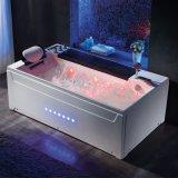 Новая классическая ванна водоворота массажа конструкции