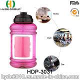 Оптовая торговля индивидуальные фитнес-2.2L пластиковую бутылку воды