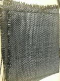Color negro alfombrilla de malezas el control de malezas estera tejido con tratamiento UV