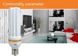 U-Form CFL, die energiesparende Lampe mit Cer RoHS genehmigt beleuchtet