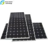 100W солнечной системы панели ячеек для генератор солнечной энергии