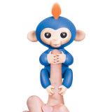 작은 물고기는 전자 작은 아기 원숭이 아이들 아이 대화식 장난감을 귀여워한다