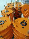 Bloc à chaînes de 1 tonne, élévateur à chaînes manuel