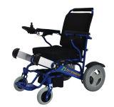 Hoher-Zurück 5 Sekunden-leichter elektrischer faltender Rollstuhl