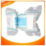 Couche-culotte somnolente remplaçable de bébé de produit chaud de la Chine avec la bonne qualité