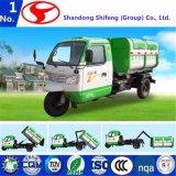 三輪車または道掃除人のトラックまたは中国TV王3荷車引きの予備品のオートバイのTrikeのチョッパーか三輪車の貨物3車輪の三輪車か3荷車引き
