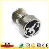 カスタム蠍のロゴのステンレス鋼のカフスボタン
