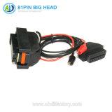 Pin переходники 81 ECU кабеля EDC15 настраивая Remapping для места Skoda VW Audi