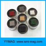 3mm 5mmの10mm磁気立方体球のネオジムの磁石