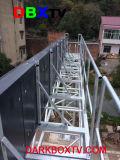 À Shenzhen en Chine l'écran LED haute densité d'usine de plein air avec affichage LED haute luminosité